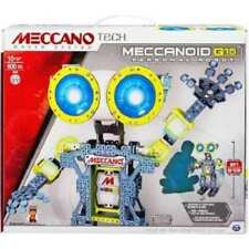 New- Meccano Tech Maker System- 2ft Tall Meccanoid G15 Personal Robot bluetooth