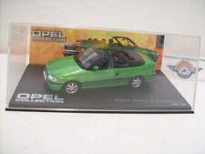 Opel Astra F Cabriolet, 1992, green metallic, IXO 1:43