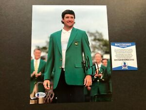 Bubba Watson Hot! signed autographed PGA tour golf 8x10 photo Beckett BAS coa