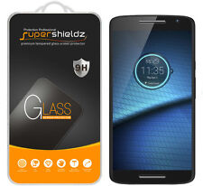 Supershieldz [Tempered Glass] Screen Protector Shield For Motorola Droid Maxx 2