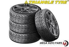 4 X New Triangle TR968 205/40R16 83V Durable All Season Performance Tires