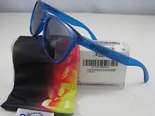 Oakley FROGSKINS Limited Edition Acid Blue w/Grey 24-250