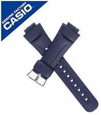 ORIGINALE Cinturino CASIO BAND per G-2900 G2900 G 2900 Blu 10093417