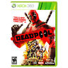 Deadpool Xbox 360 [Brand New]