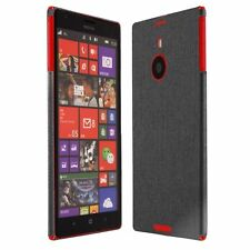 Skinomi Full Body Brushed Steel Phone Skin+Screen Protector for Nokia Lumia 1520