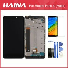 Hongmi Note 4 Screen For Xiaomi Redmi Note 4 LCD Screen Display Screen w/ Frame