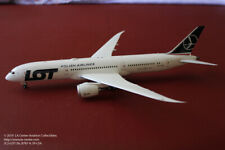 JC Wing LOT Polish Boeing 787-9 in Standard Color Model 1:200