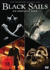 Black Sails - die komplette Staffel - 15 DVD Box - FSK 18