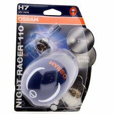 H7 OSRAM Night Racer 110% Motorrad Lampe 64210NR1-02B Blister DUO Box 2 Stück