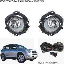 Halogen Bulb Car Front Fog Lamp For Toyota RAV4 2006 2007 2008