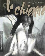 La Chienne Criterion Blu-ray (Like New)