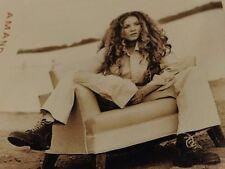 AMANDA MARSHALL Tape Cassette SELF TITLED ALBUM 1995 Sony Music Canada ET-80229