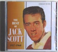 The Best Of JACK SCOTT - CD - 1957-1960 - BRAND NEW