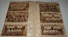 MIROIR SPORTS 1031 1938 FOOTBALL PHOTOS GIRONDINS BORDEAUX RC LENS SETE ROUBAIX