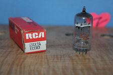 Radio Tubes 12AX7A 12AX7 ECC83 RCA BY Code NOS