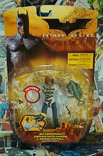 2005 Batman Begins Scarecrow Action Figure  Mattel