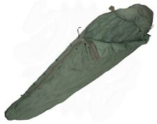 Excellent Condition US Military PATROL SLEEPING BAG Mummy MSS Modular Green