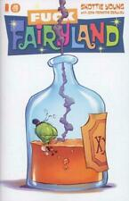 I Hate Fairyland #18 Variant Skottie Young F*ck Fairyland Cover