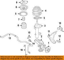 MINI OEM 07-11 Cooper Front Suspension-Strut 31316782210