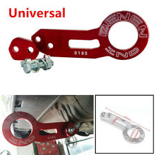 Newest Universal BENEN Rear Tow Hook Ring Fit For CIVIC INTEGRA EG EK DC DC2 Red