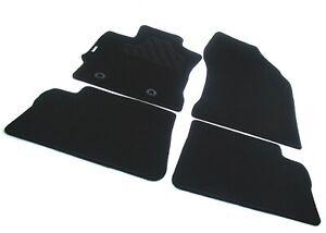 passend für Toyota Auris II Fußmatten Autoteppiche Baujahr 2012 - 2019  osov