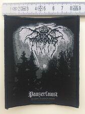 Darkthrone - Panzerfaust Aufnäher / Patch (Black Metal Sammlung)