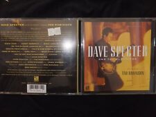 CD DAVE SPECTER AND THE BLUEBIRDS / BLUEPLICITY /