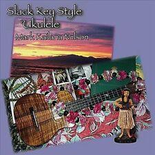 NEW Slack Key Style 'Ukulele (Audio CD)