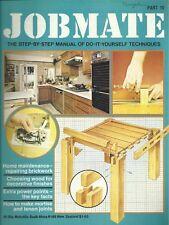JOBMATE 10 DIY - BRICKWORK EXTRA SOCKETS HARDWOODS etc