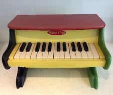 Melissa and Doug Kids Mini Toy Piano
