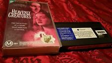 HEAVENLY CREATURES - KATE WINSLET - TRUE STORY -  VHS VIDEO