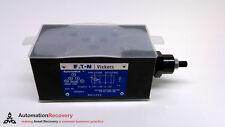 EATON VICKERS DGMX2-5-PP-GW-S-30, PRESSURE REDUCING VALVE, 4570 PSI, NEW #216574