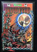 Spawn Blood Feud #1 (1995) Image Comics Todd McFarlane