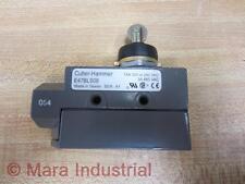 Cutler Hammer E47-BLS08 Eaton Limit Switch E47BLS08
