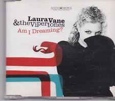 Laura Vane&The Vipertones-Am I Dreaming cd maxi single 2 tracks