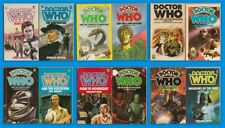 More details for bargain! 12 x doctor who target books for £36.50. % to charity do. bundle / lot