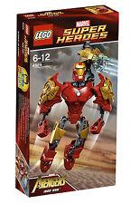 LEGO Marvel Super Heroes Iron Man (4529) NEU OVP