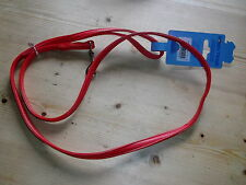 """Doggy Things Diamante Bedazzled Lead Width 0..5"""" 1.5cm Red BNWT"""