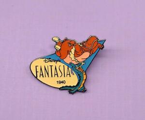 Disney Pin Pins #423 DS - Countdown to the Millennium Series #50 (Fantasia