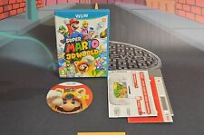 SUPER MARIO 3D WORLD PAL ESP WIIU WII U ENVÍO 24/48H COMBINED SHIPPING