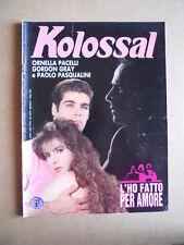 KOLOSSAL n°281 1993 ed. Lancio  [G577]