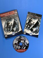PS2 Greatest Hits Medal of Honor European Assault Complete