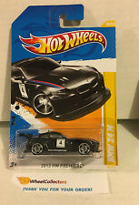 BMW Z4 M #18 * BLACK * Premiere * Hot Wheels 2012 * WF8