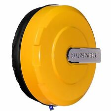 "33"" Hummer H3 Xtreme Tire Cover - Color Matched - Yellow"