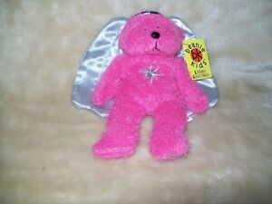 Beanie Kids HOPE XMAS ANGEL NMT BK 239 Rip It Up & Cardeaux Exclusive Old