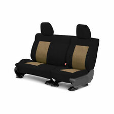 Velour 2nd Row Seat Cover Solid Back & 60/40 Cushion CalTrend FD352-03RR (R-47)