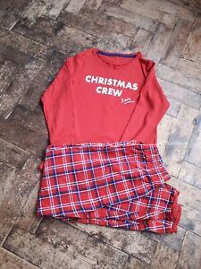 Girls George Christmas Pyjamas Age 13 - 14