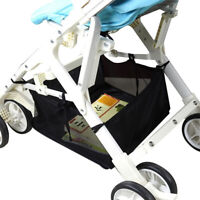 BABY STROLLER PRAM BOTTOM BASKET PUSHCHAIR BUGGY SHOPPING ORGANIZER BAG FUNNY