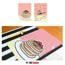 Sanrio Gudetama Lazy Egg School Office Layer File Folder : Pancakes