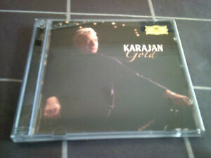 KARAJAN Gold 2 disc CD